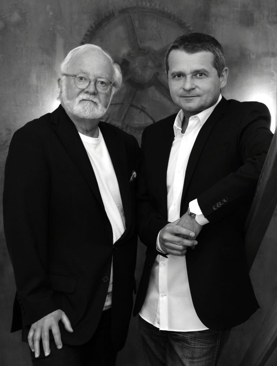 Laurent and Christian Ferrier