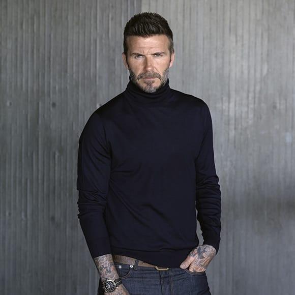 Tudor Ambassador: David Beckham