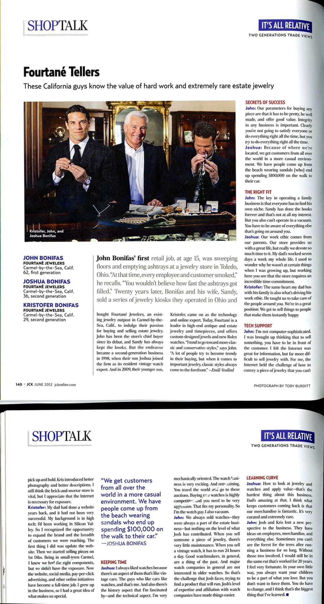 JCK Magazine
