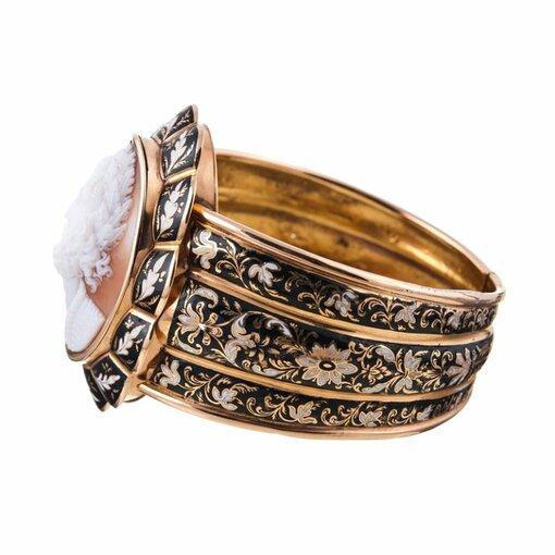 "Museum Quality Victorian ""Zeus"" Bracelet"