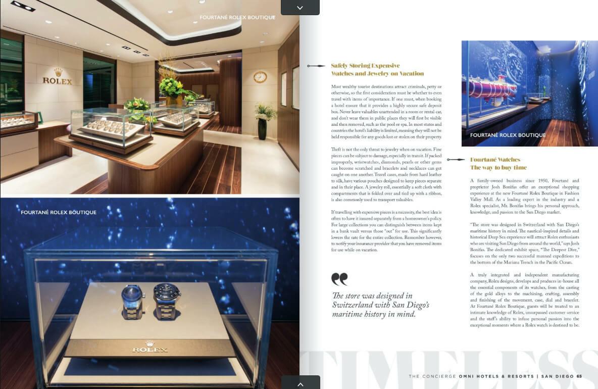 The Concierge - Omni Hotels & Resorts